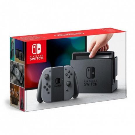 Console Nintendo Switch 32GB Cinza