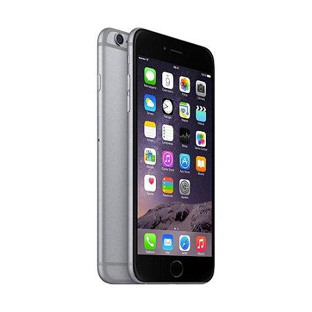 """Iphone 6S Plus Apple Cinza Espacial 16GB Tela 5.5"""" HD IOS 9 Touch ID 4G Câmera 12MP"""