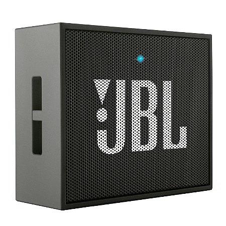 Caixa Som Bluetooth Jbl Go Preta
