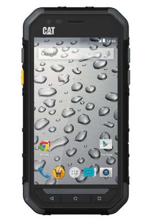 "Smartphone Caterpillar Smartphone S30 - 4.5"", Dual, 8GB - Preto"
