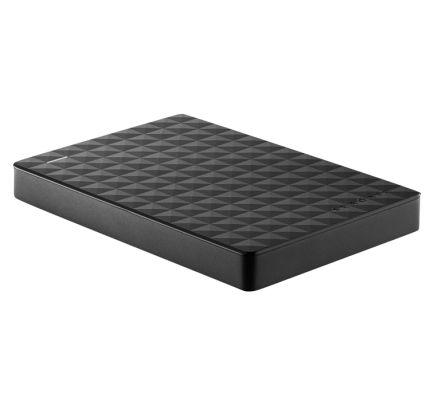 HD Externo Seagate Portátil Expansion STEA1000400 1TB, USB 3.0 - Preto