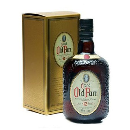 WHISKY OLD PAR 12 ANOS 1L