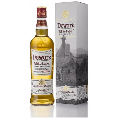 WHISKY DEWARS WHITE LABEL 8 ANOS 750ml
