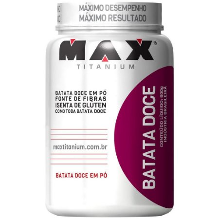 BATATA DOCE 600GR MAX