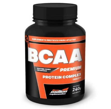 BCAA COMPLEX 240 TABS - NEW MILLEN