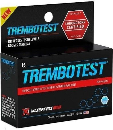 TREMBOTEST 60 CAPS