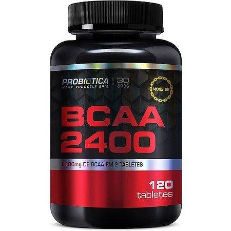 BCAA 2400MG - PROBIÓTICA