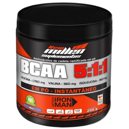 BCAA POWDER 5:1:1 200G