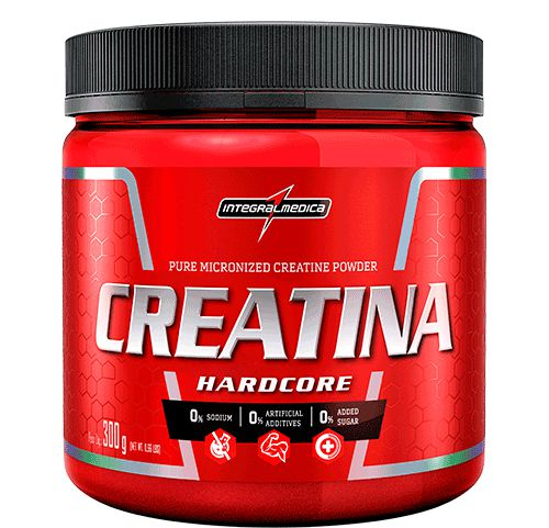 CREATINA HARDCORE INTEGRALMEDICA