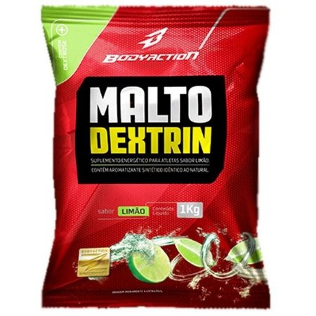 MALTODEXTRINA 1KG BODY ACTION