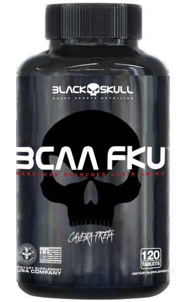 BCAA FKU BLACK SKULL