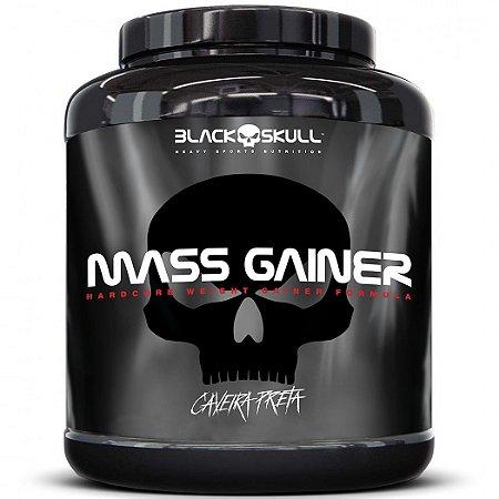 MASS GAINER BLACK SKULL