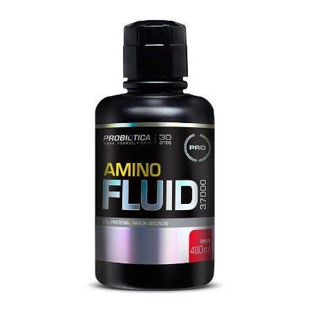 AMINO FLUID 37000 480ML - PROBIÓTICA