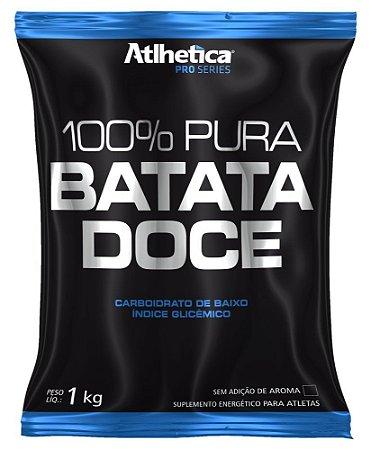 BATATA DOCE 100% PURA REFIL 1KG - ATLHETICA