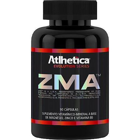 ZMA 90 CAPSULAS - ATLHETICA NUTRITION