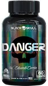 DANGER 60 CAPS THERMOGENIC