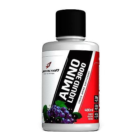 AMINO LIQUID 3800 480ML - BODY ACTION
