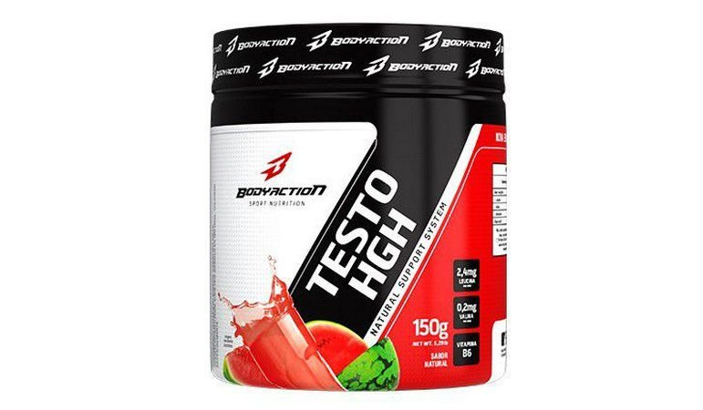 TESTO HGH 150GR - BODY ACTION