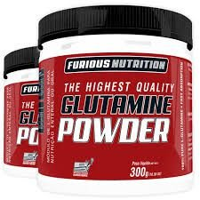 GLUTAMINE POWDER - FURIOUS NUTRITION