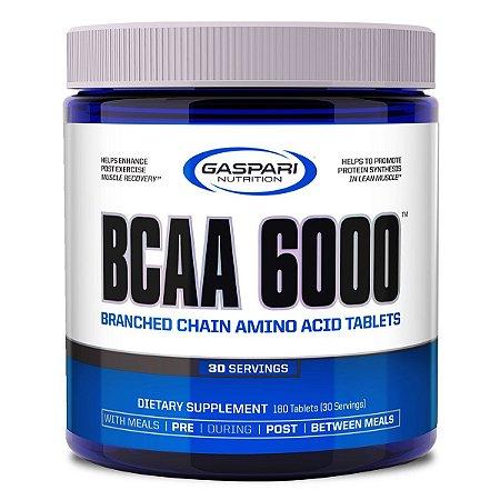 BCAA 6000 180 TABS - GASPARI