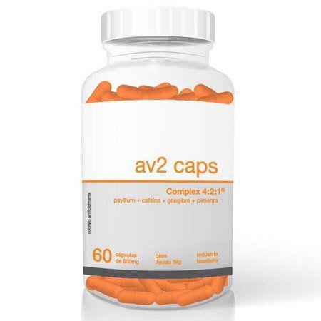 AV2 CAPS 60 CAPS