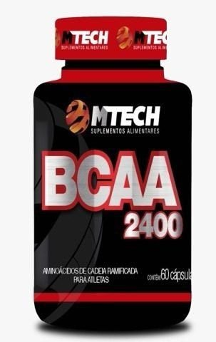 BCAA 2400 60 CAPS - MTECH