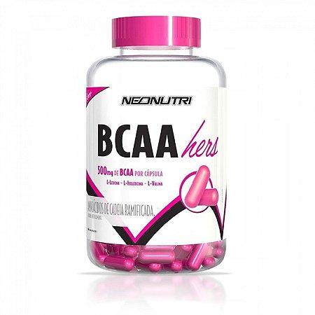 BCAA HERS 500MG 120 CAPS
