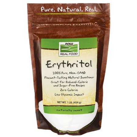ERYTHRITOL 100% PURE 454G