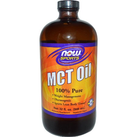 MCT OIL 100% 16 OZ 473ML