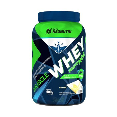 MUSCLE WHEY PROTO NO2 900GR