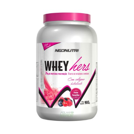 WHEY HERS 900G