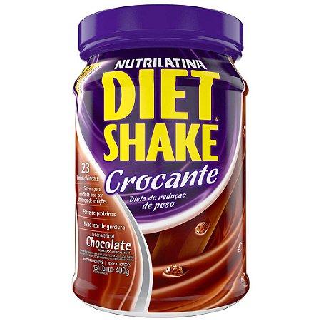 DIET SHAKE CROCANTE 400G