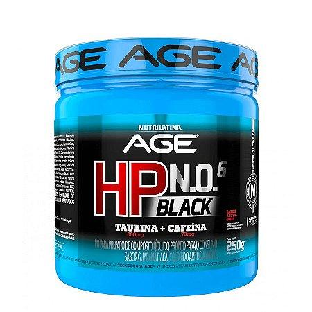 HP BLACK NO6 250GR