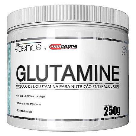GLUTAMINE 250G PURA - PRO CORPS