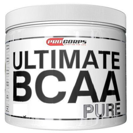 ULTIMATE BCAA 6000 200G PURE - PRO CORPS