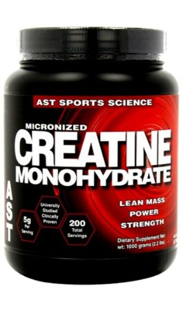 CREATINE 1KG MICRONIZED - AST