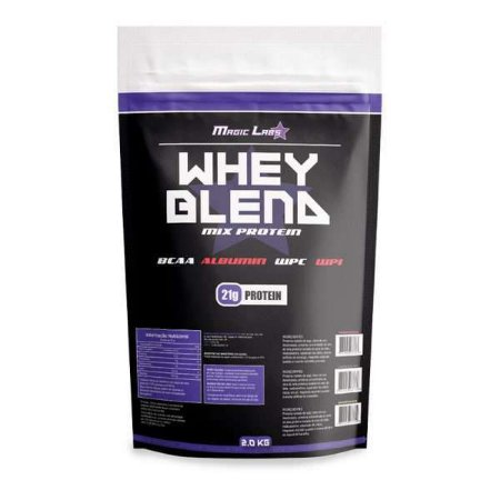 WHEY BLEND - MAGIC LABS