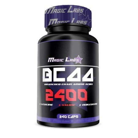 BCAA 2400 240CAPS - MAGIC LABS