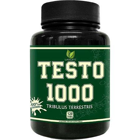TRIBULUS TERRESTRIS TESTO 1000 120 TABS