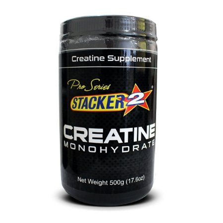 CREATINE 500GR STACKER2