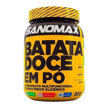 BATATA DOCE 800GR PURA SANOMAX