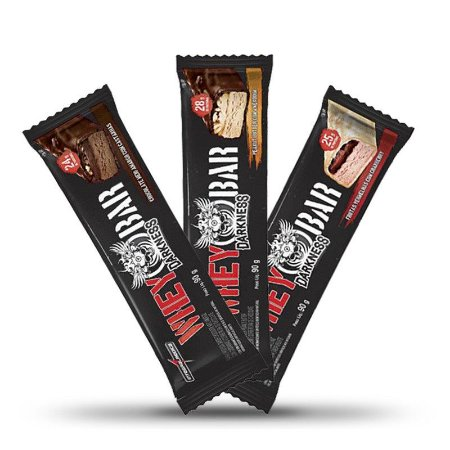 DARKNESS WHEY BAR - UNIDADE 90G - INTEGRALMEDICA