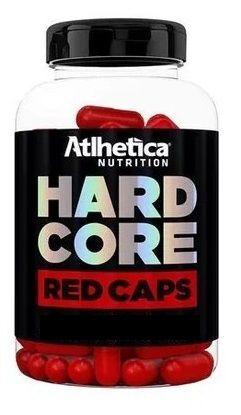HARDCORE RED CAPS 20 CAPS