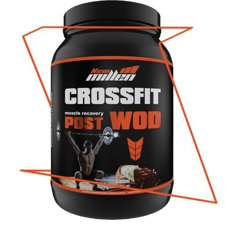 POST MUSCLE RECOVERY 900GR