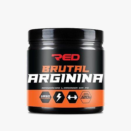 ARGININA BRUTAL 120GR RED SERIES