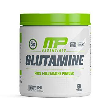 GLUTAMINE NATURAL 300GR MUSCLE PHARM