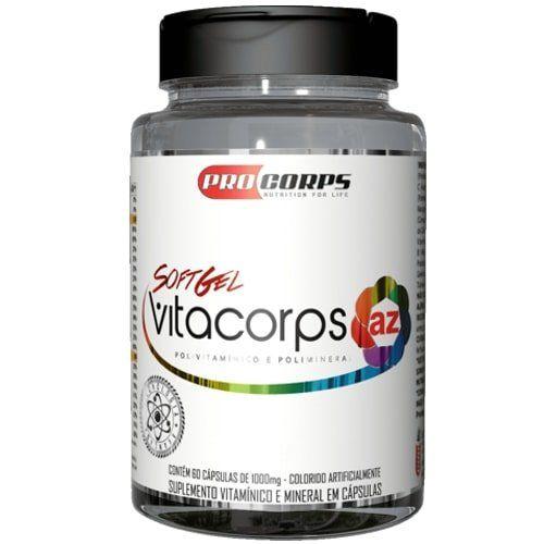 VITACORPS AZ 60 CAPS