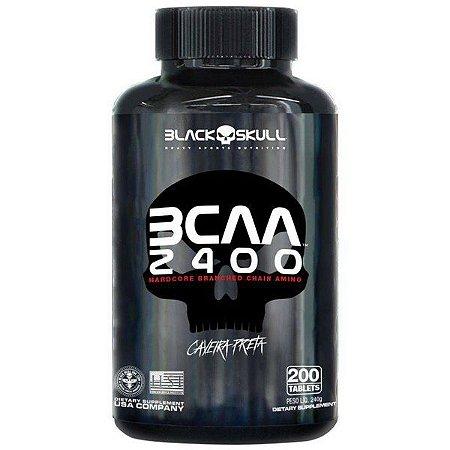 BCAA 2400 BLACK SKULL