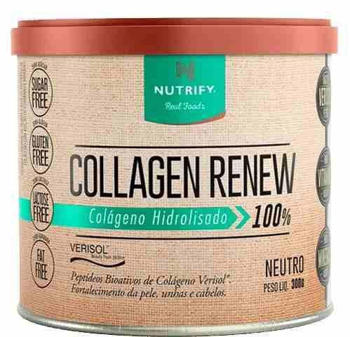 COLLAGEN RENEW 300G LARANJA
