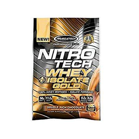 NITRO TECH ISOLATE GOLD 12 SACHETS
